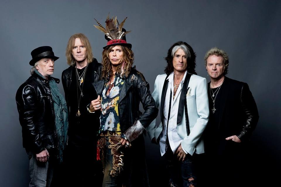 ¡Confirmado! Aerosmith seguirá en los escenarios