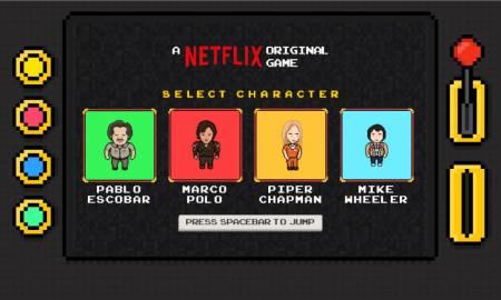 Netflix Videojuego