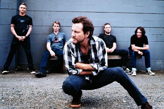 Pearl Jam directo al Salón de la Fama