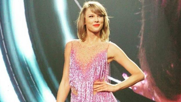 Taylor Swift destrozò todo