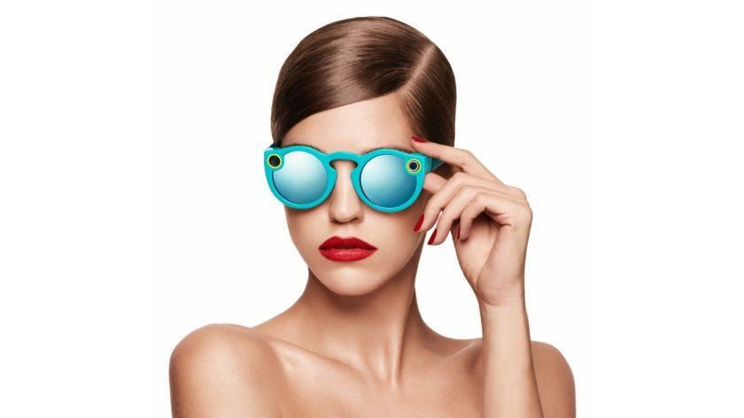Llegaron los Spectacles de Snapchat