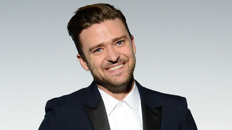 Justin Timberlake quiere ir a los Oscar con una petaca