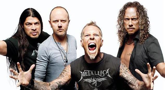 Metallica ofrecerá un ensayo abierto vía Facebook