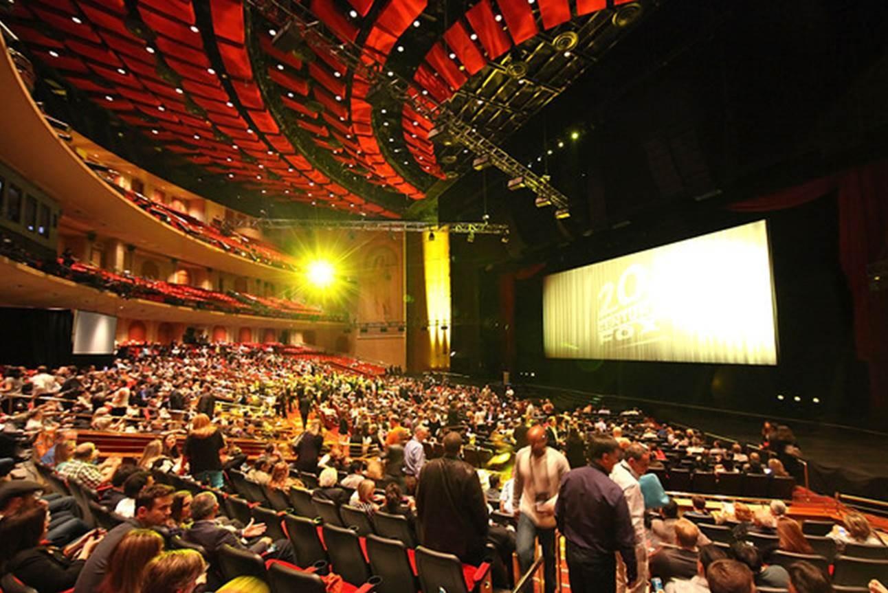 El cine mundial tendrá su cita en el CinemaCon