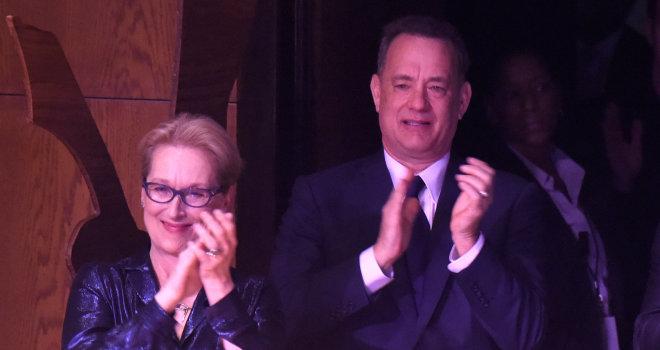 Meryl Streep y Tom Hanks actuarán en la nueva de Spielberg