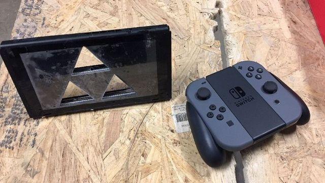 Mirá las curiosas funcionalidades de la Nintendo Switch