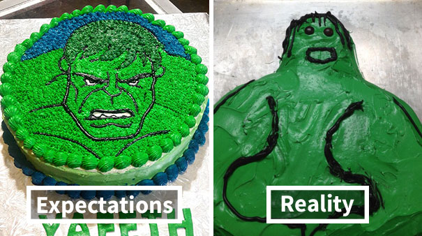 Las tortas más bizarras que vas a ver