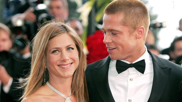 El reencuentro entre Brad Pitt y Jennifer Aniston