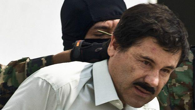 Planean una película sobre Chapo Guzmán
