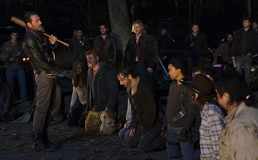 The Walking Dead terminará bien arriba