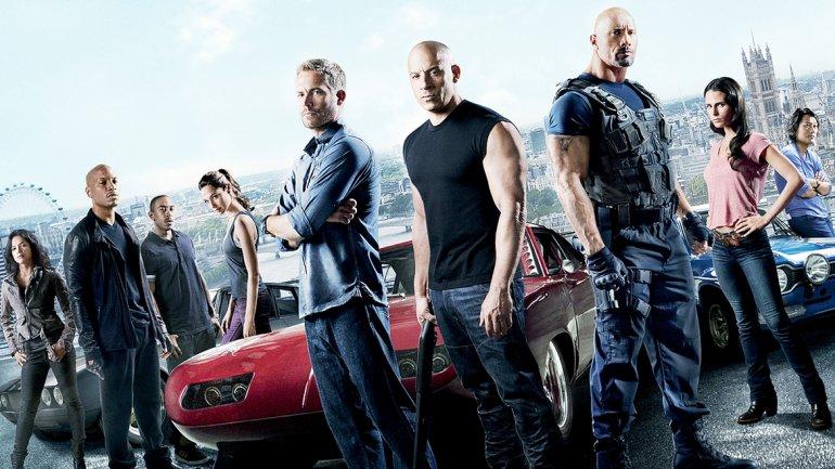 Vin Diesel hizo Rápidos y Furiosos 8 por Paul Walker