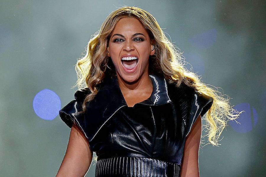 Beyoncé hizo una romántica dedicatoria a su esposo