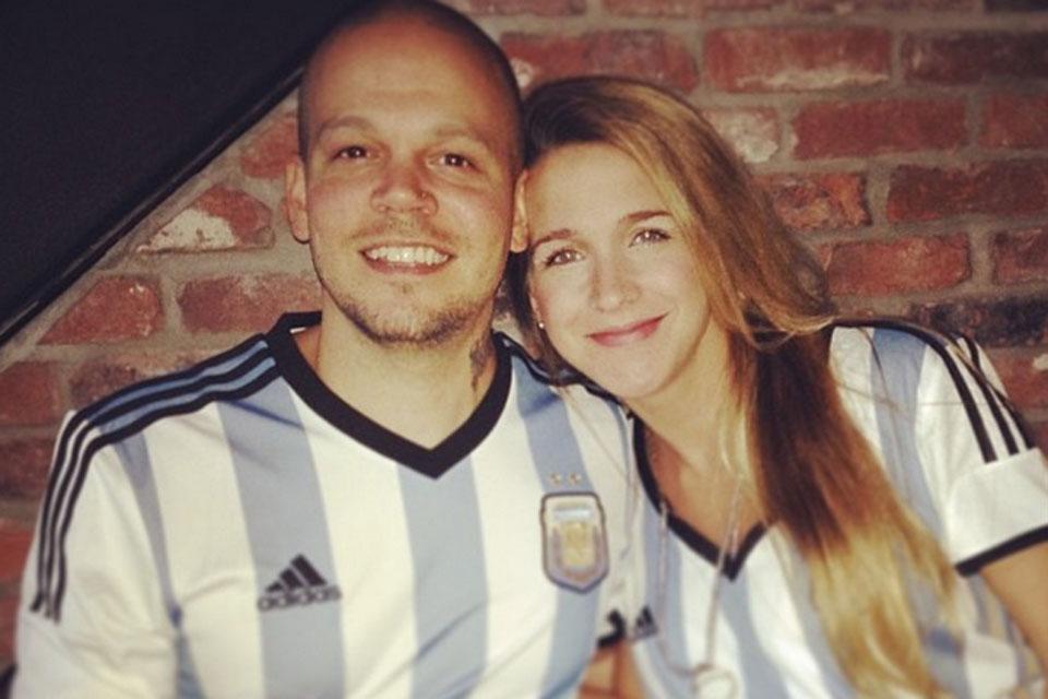 Residente se hizo socio de un club argentino por su novia