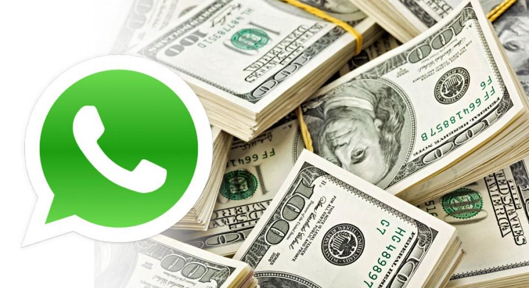 ¿Te imaginás pagar tus cuentas a través de WhatsApp?