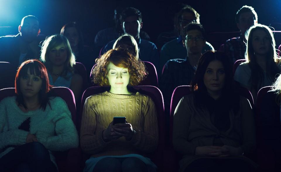 Una nueva App para ver estrenos de cine