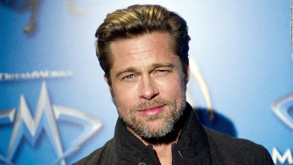 Una imagen desconocida de Brad Pitt sacude las redes