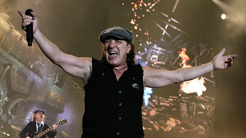 el cantante de AC/DC tendrá programa de TV