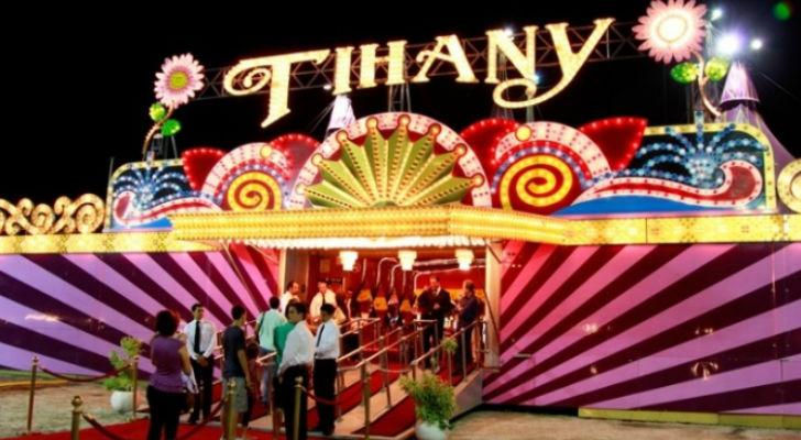 ¿De que se trata el Circo Tihany?