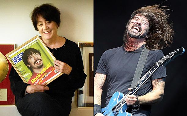 un libro sobre las madres de los rockeros