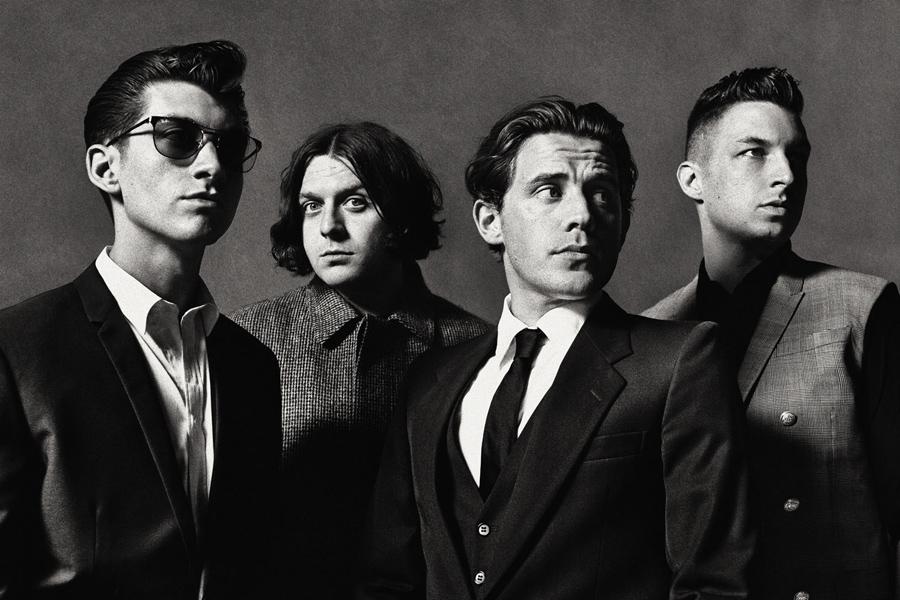 Arctic Monkeys tiene entre sus manos nuevo material