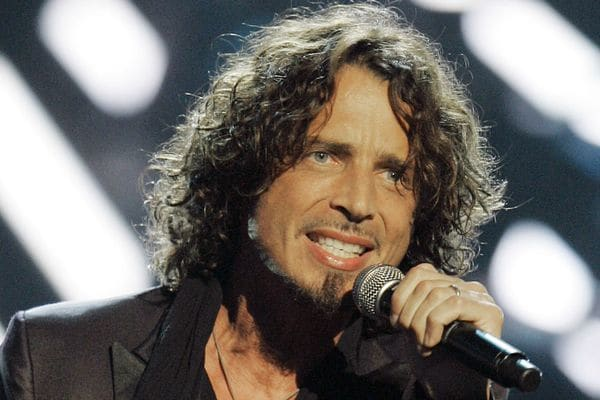 Falleció Chris Cornell