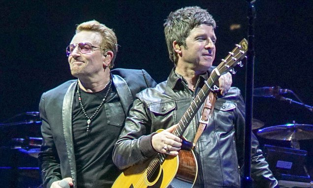 Noel Gallagher vendrá a la Argentina junto a U2
