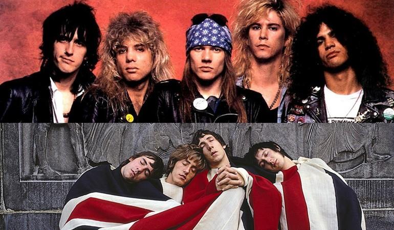 The Who y Guns N' Roses tocarán en el Estadio Único de La Plata