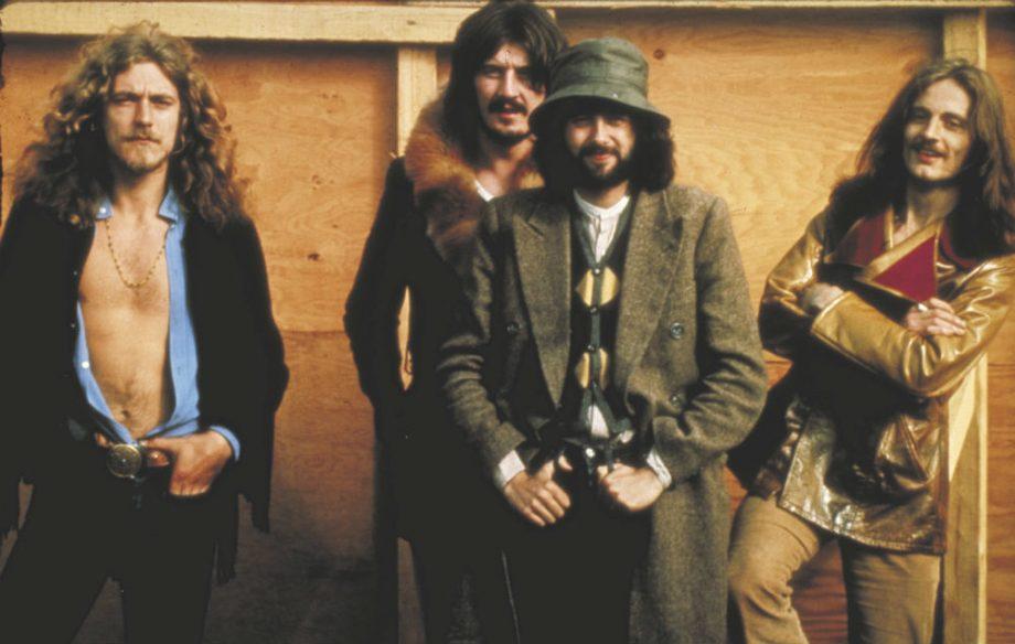 posible regreso de Led Zeppelin