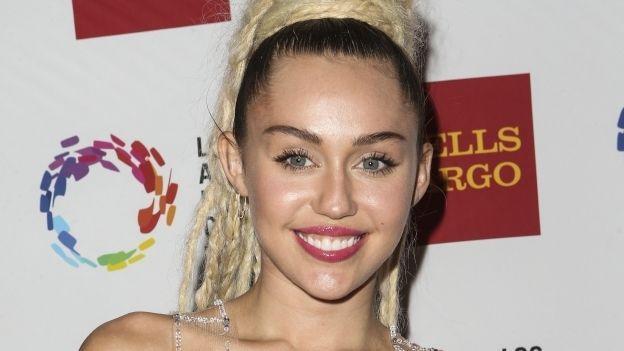 Miley Cyrus dijo que quiere hacer rap