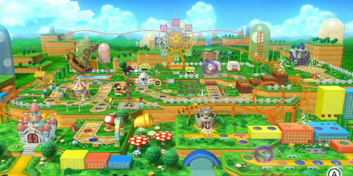 Super Nintendo World, el primer parque de diversiones de Nintendo