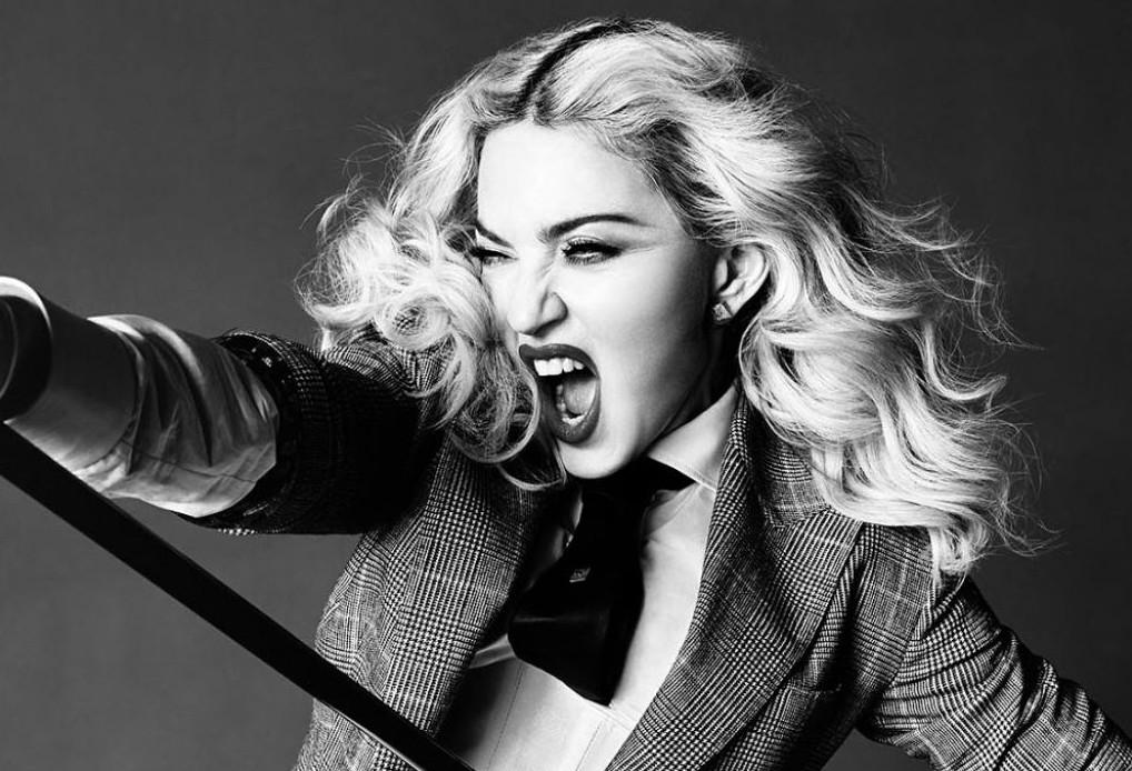 Madonna prepara su propia película