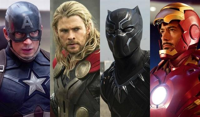 Avengers: Infinity War será la última para muchos superhéroes