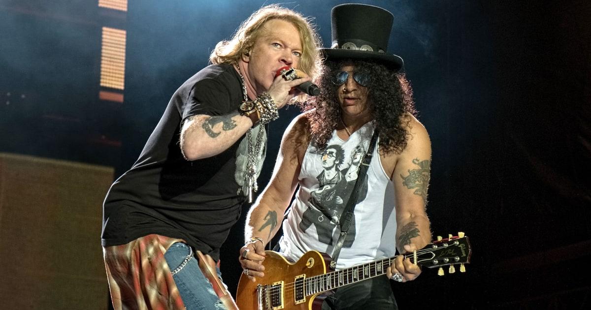 ¿Nuevo disco de Guns N' Roses?