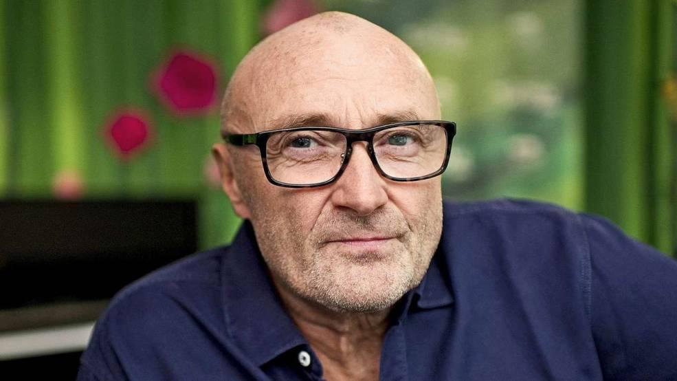 Phil Collins sufrió una caída