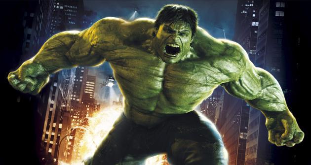 ¡Apareció el Increíble Hulk argentino!