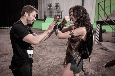 El detrás de Wonder Woman