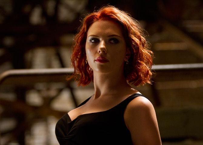 Scarlett Johansson reveló detalles de Los Vengadores