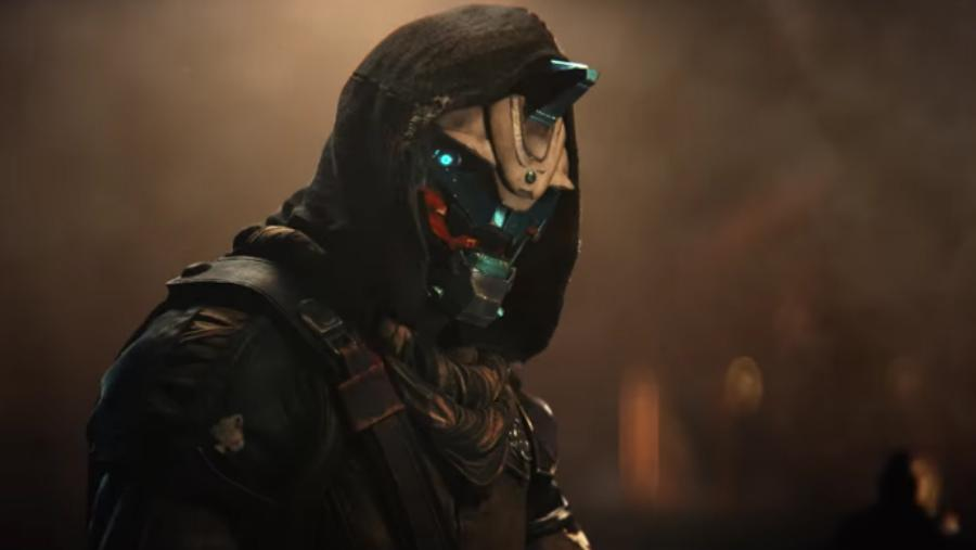 el nuevo trailer de Destiny 2,