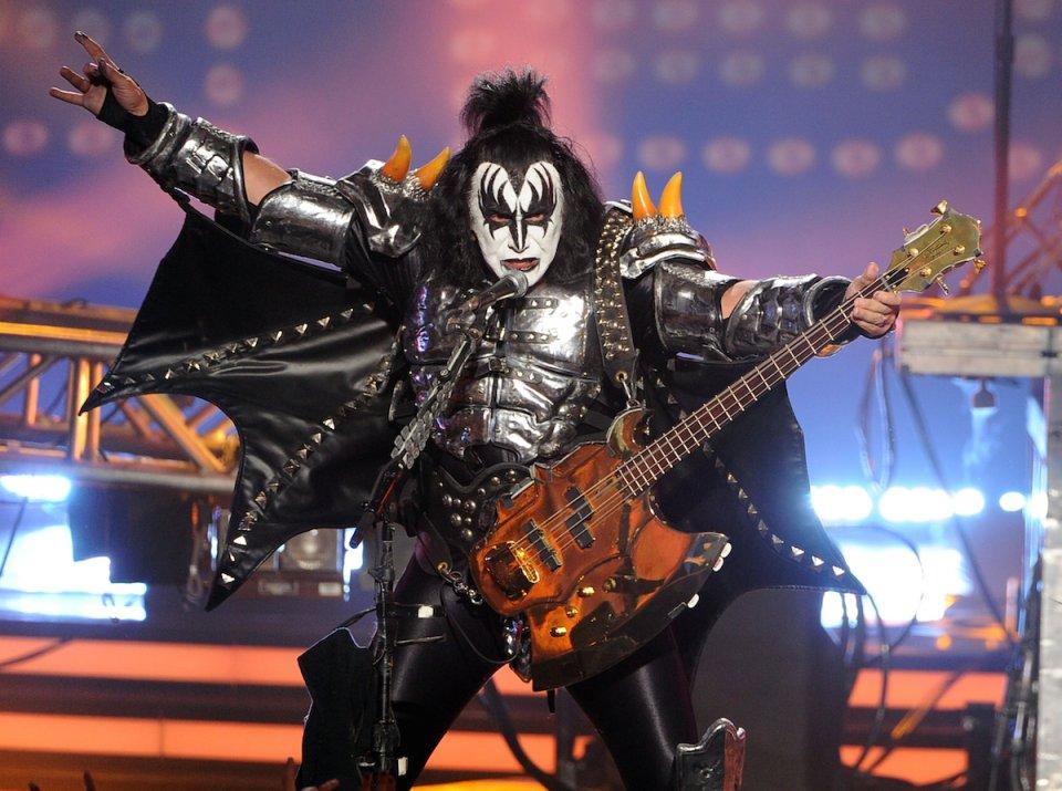 El bajista de Kiss visitará la Argentina