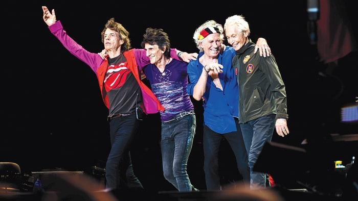 Los Rolling Stones tienen novedades