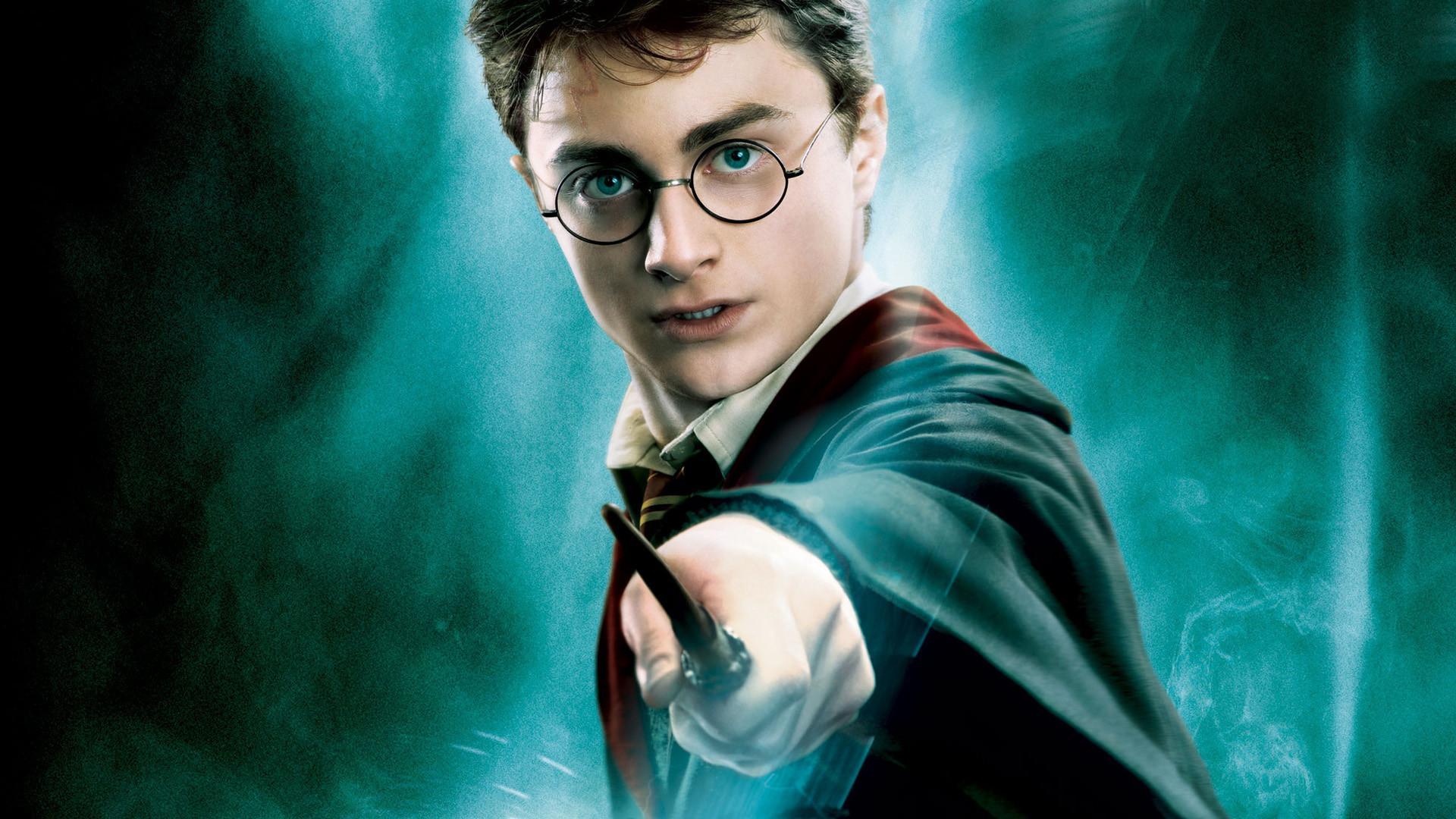 Harry Potter llegó al mundo de la moda