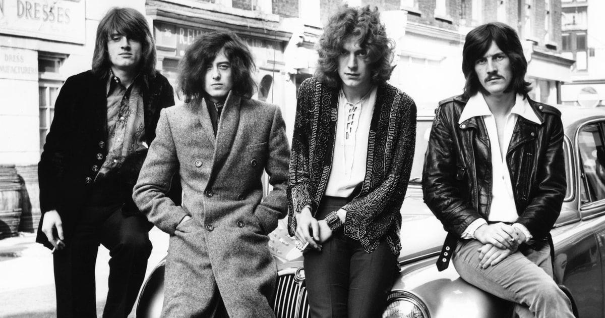 Led Zeppelin lanzará un libro