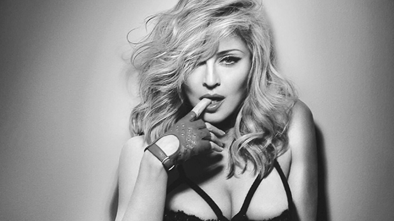 Madonna recibió fuertes críticas por publicar una foto