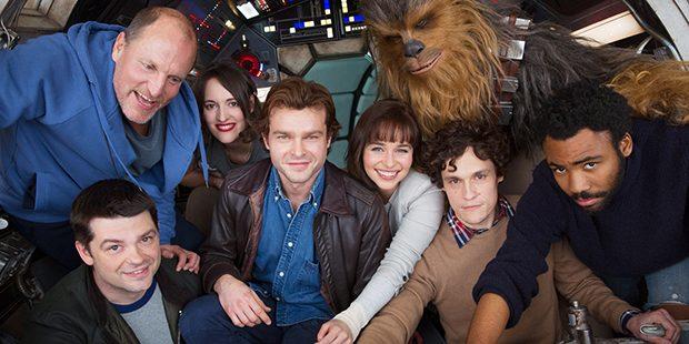 Han Solo: Una Historia de Star Wars la rompe con su trailer