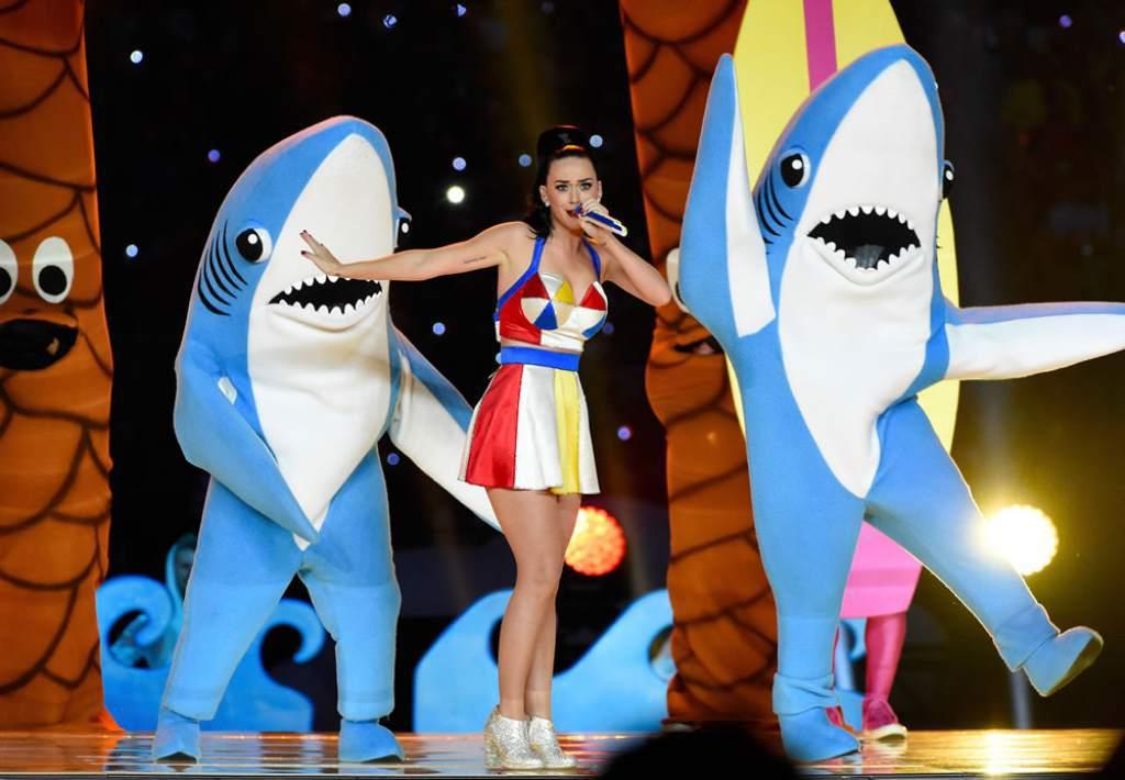 el tiburón que hundió a Katy