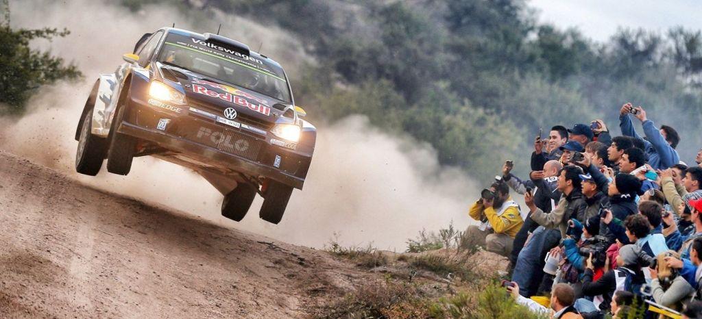 World Rally Car