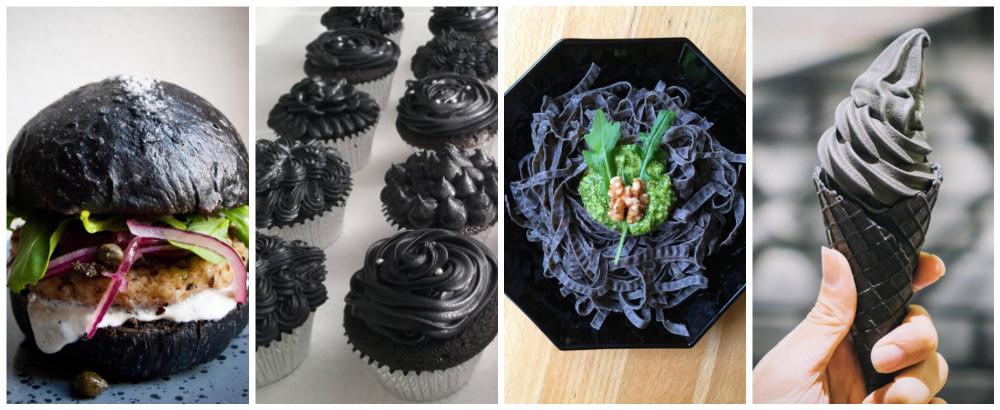 comida negra