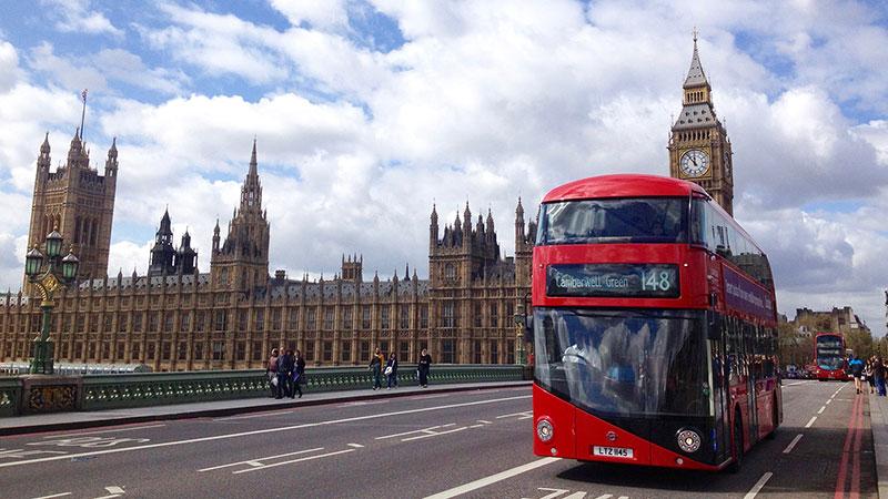 1 Londres, Inglaterra