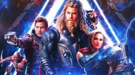 Las imágenes de Thor: Love and Thunder encienden la mecha